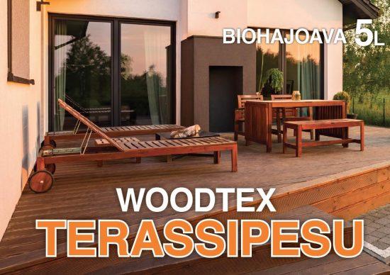 Woodtex Terassipesu 5L